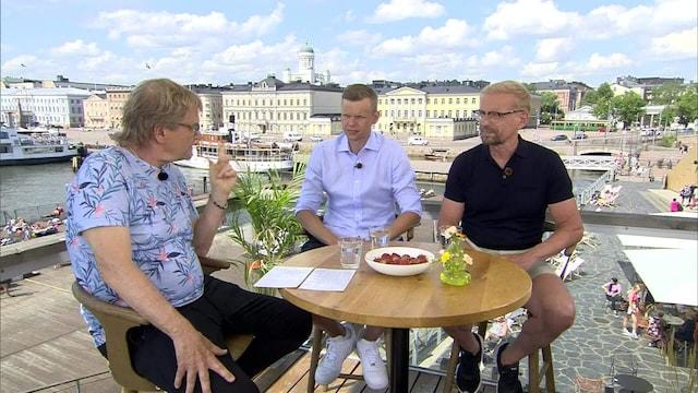 22. Jukka Puotila ja Teemu Rannikko