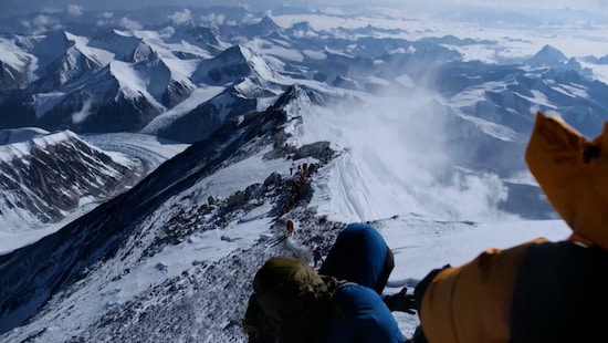 Everest: Tappava nousu