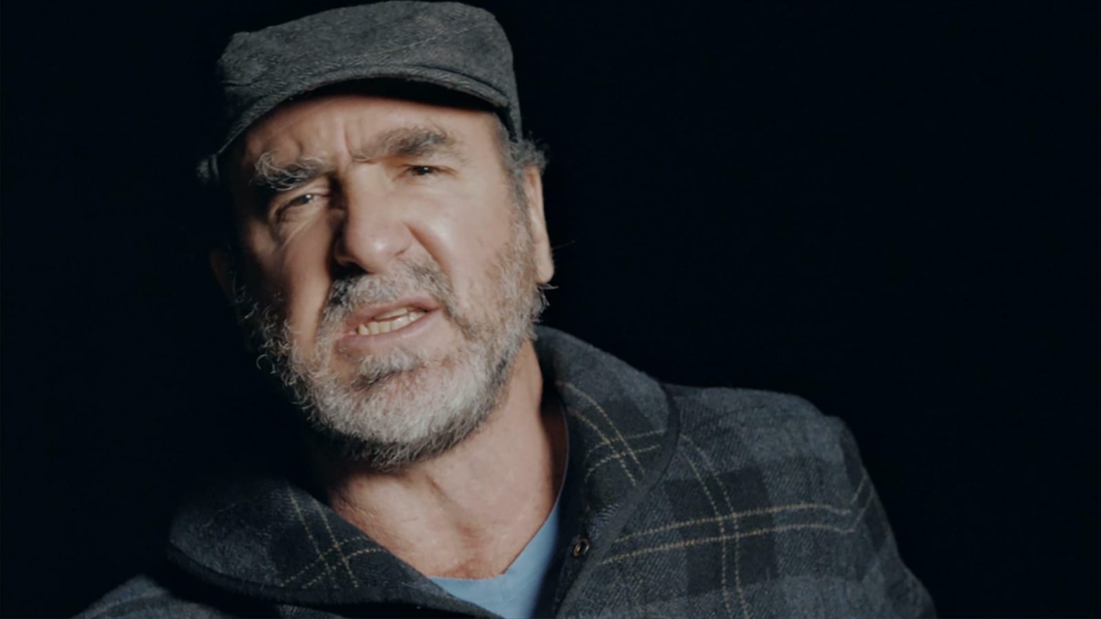 The United Way with Eric Cantona