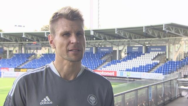 """Jalkapallo, HJK:n päävalmentaja Toni Koskela luottavaisena ratkaisevan karsintaottelun alla: """"Mielettömän merkittävä asia meille"""""""