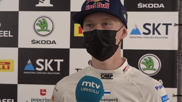 MM-ralli: Belgia, Kalle Rovanperä viidentenä avauspäivän jälkeen - suomalainen on tyytyväinen vauhtiin