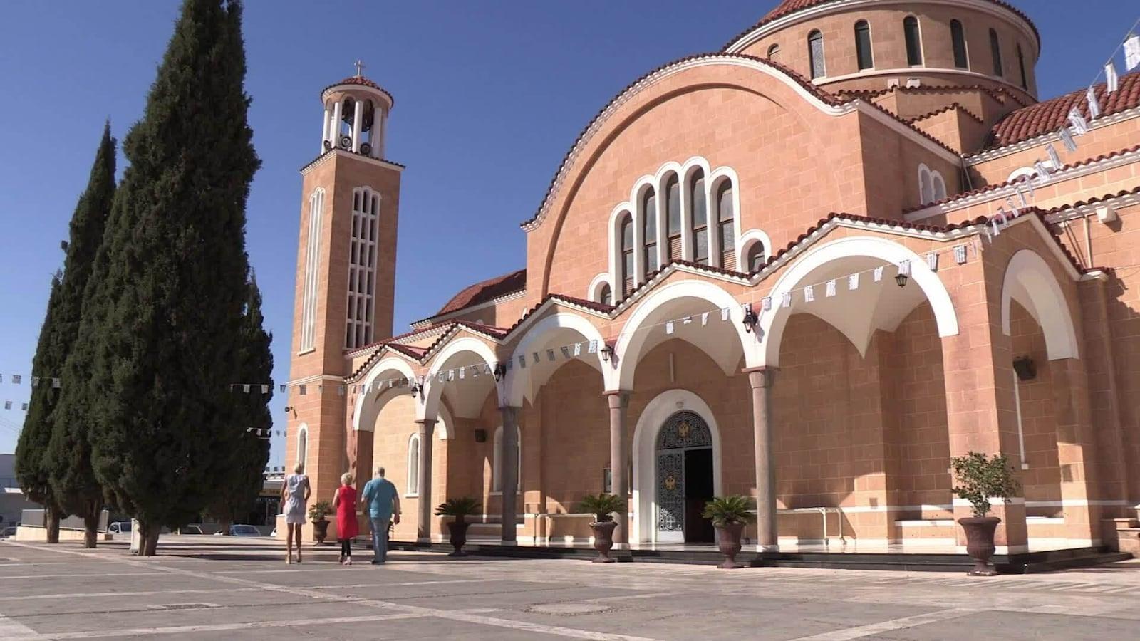 46. Tukikohta Kyprokselta
