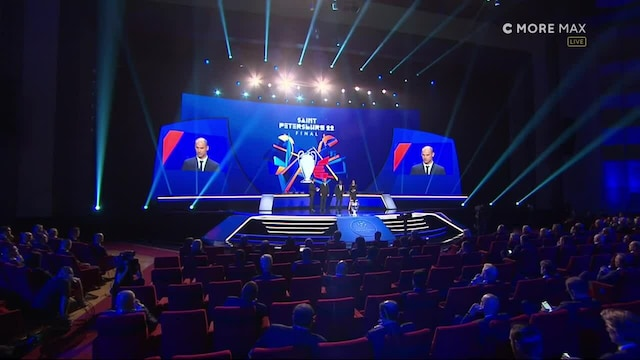 UEFA arvonnat, UEFA arvonnat