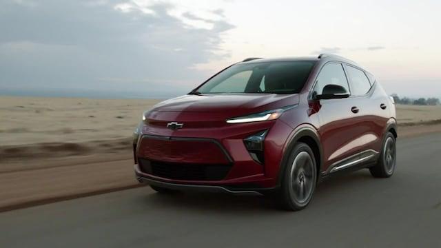 Autot, Tässä on uusi Chevrolet Bolt -sähköauto