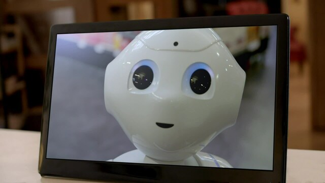 Robotit elämässämme, Jakso 2: Lastentauteja