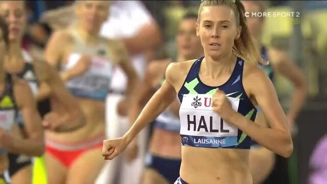 """Timanttiliiga: Lausanne, Sara Kuivisto hyytyi 1500 metrillä – """"Toivottavasti ei ole potentiaalisesta vammasta kyse"""""""