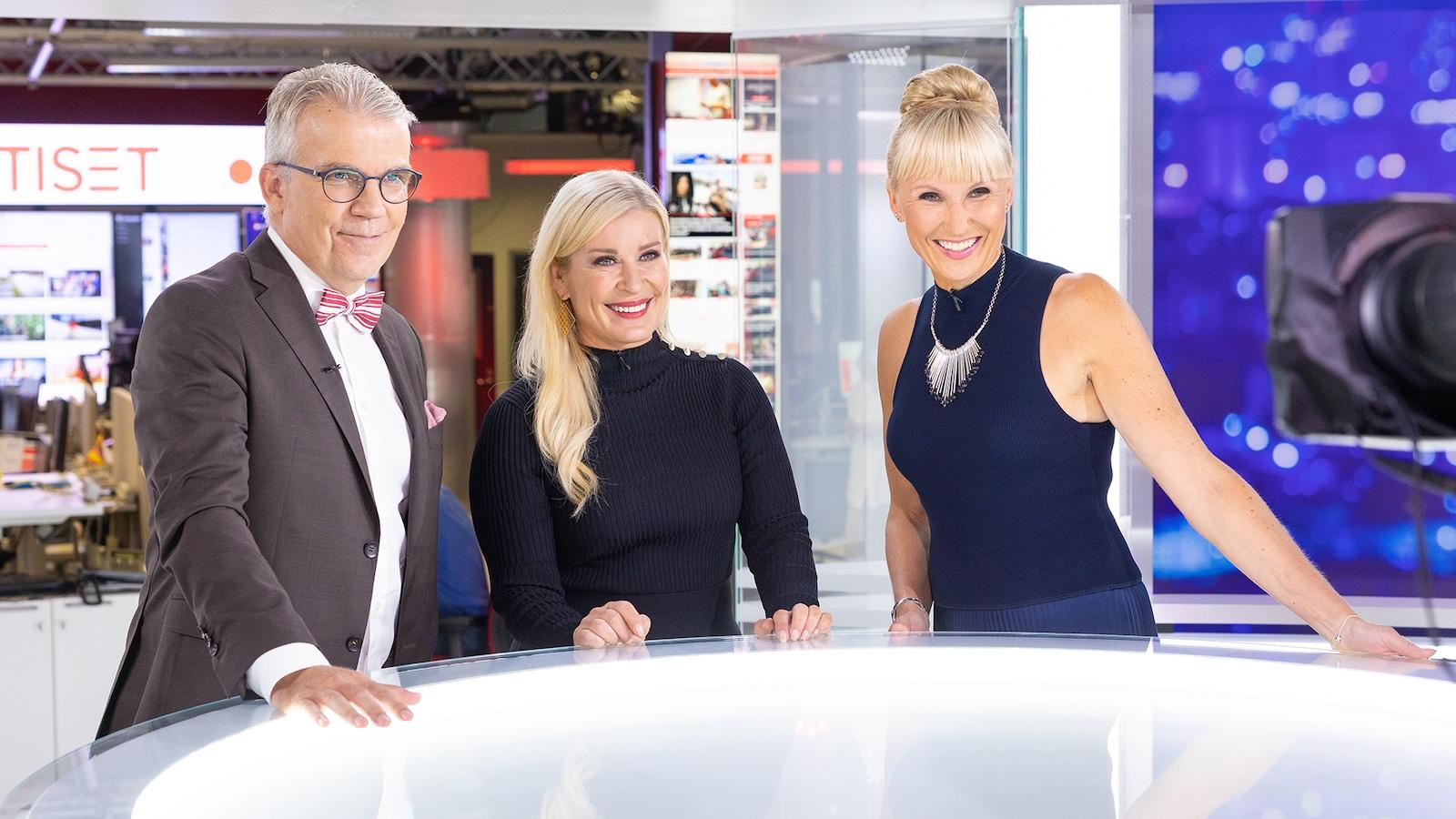 MTV Uutiset 40 vuotta - juhlalähetys