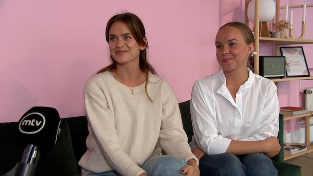 Viihde, Onko Johanna Puhakan ja Sara Parikan puolisot ystävystyneet? Näin kaksikko vastaa!