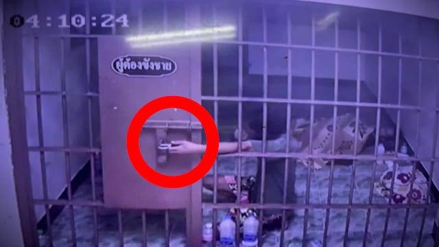 Uutisklipit, Vangit onnistuivat pakenemaan vankilasta Thaimaassa