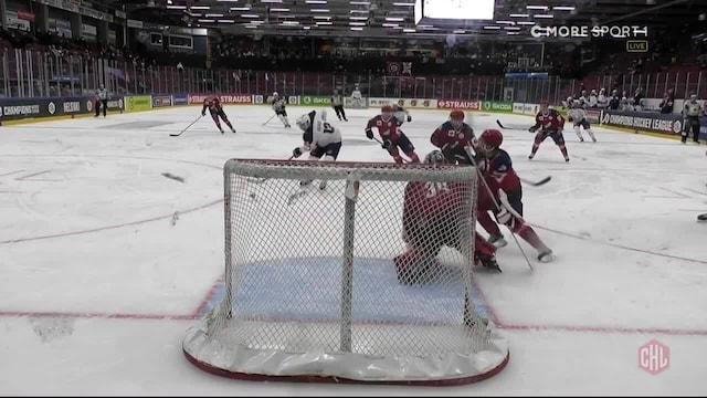 CHL, HIFK hukkaa kiekon omalla alueella, Zürich lyö 2-0-lukemat