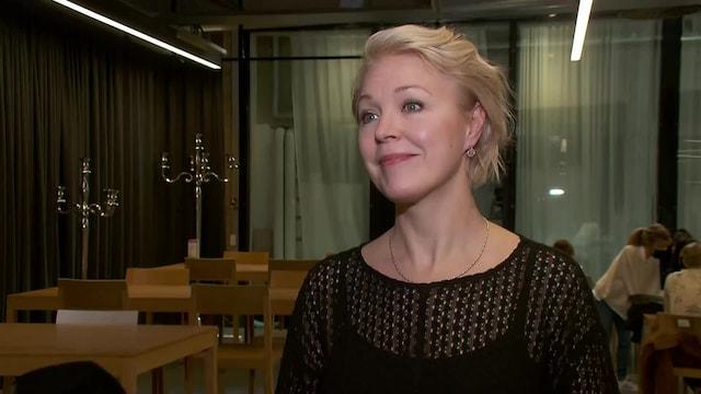 Viihde, Kristo Salmisen puoliso Johanna Kokko kertoo, millä mielin hän kannustaa puolisoaan TTK-kisassa
