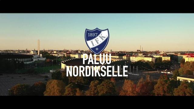 Paluu Nordikselle, Paluu Nordikselle, osa 1 traileri