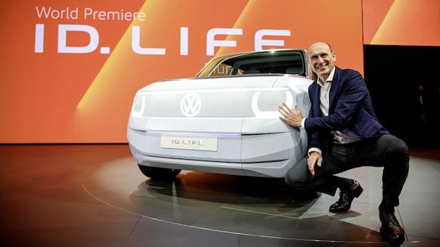 Autot, Tässä on Volkswagenin alle 25 000 euron sähköauto