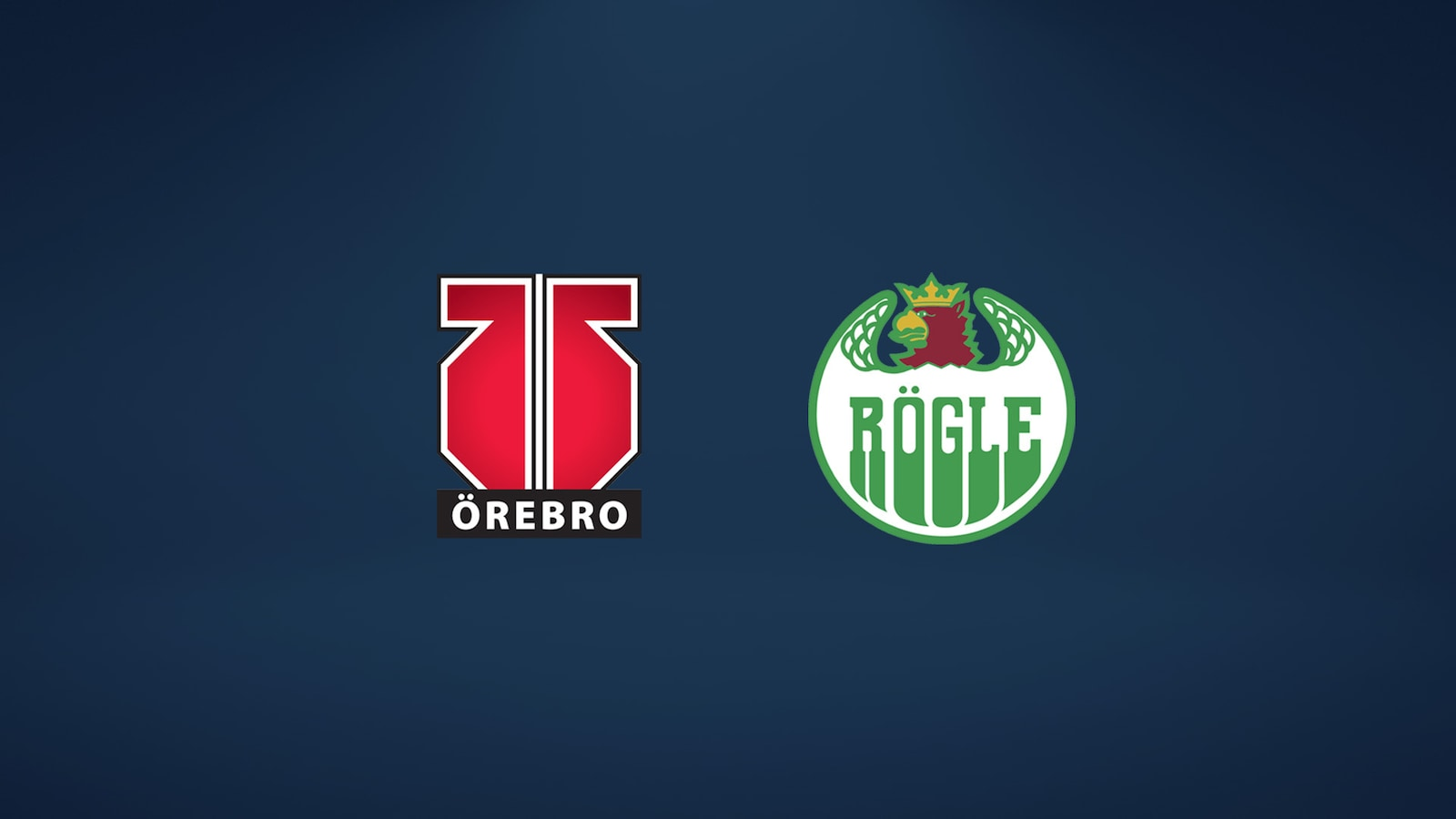 Örebro - Rögle
