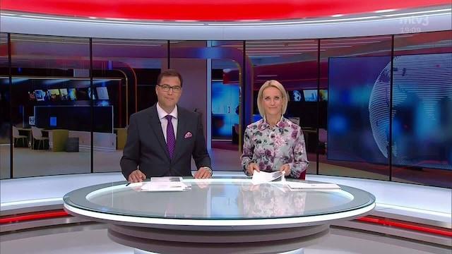 Seitsemän uutiset, Sunnuntai 12.9. klo 19:00