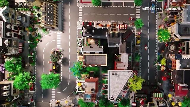 Lifestyle, Kaupunki esitteli budjettiaan legoilla ja stop motion -animaatiolla