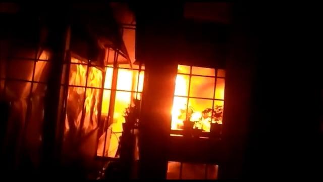 Reuters, Indonesiassa yli 40 ihmistä kuoli vankilapalossa– video näyttää onnettomuuden murheelliset seuraukset