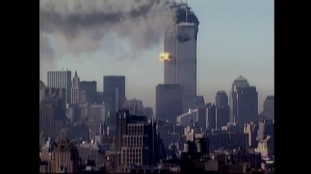 Uutisklipit, Näin WTC-tornit sortuivat 102 minuutissa ensimmäisen lentokoneen osumasta