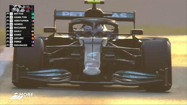 Formula 1: Italian GP, Italian GP:n sprintin aika-ajo: Valtteri Bottas täräyttää ykkösruutuun!
