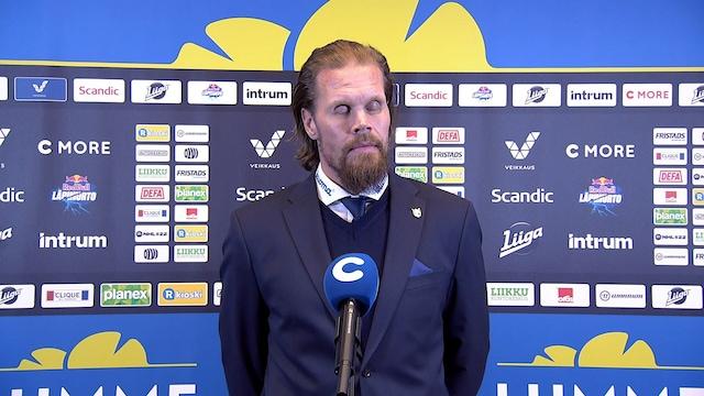 Liiga, Lehdistötilaisuus: Jukurit - KalPa
