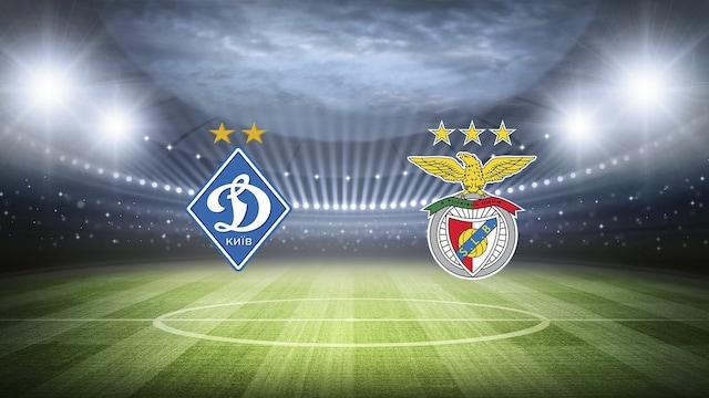 Dynamo Kiova - Benfica