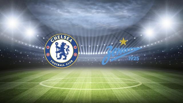 Chelsea - Zenit Pietari