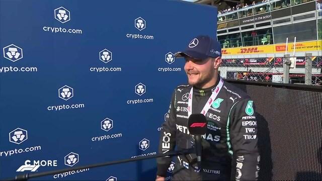 Formula 1: Italian GP, Sprinttikisan kärkikolmikon kommentit