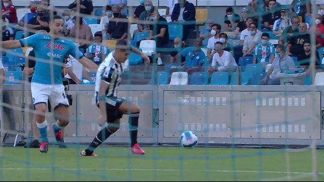 Maalikooste: Napoli - Juventus