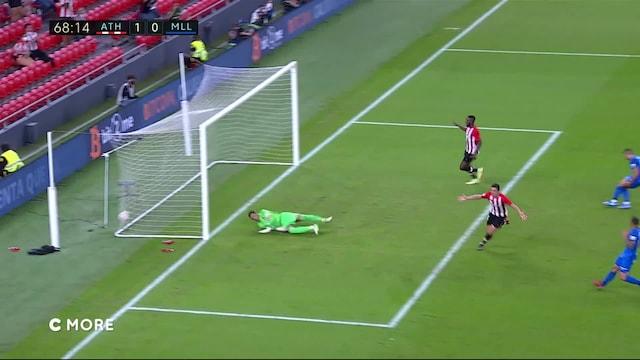 La Liga, Maalikooste: Athletic Bilbao - Mallorca
