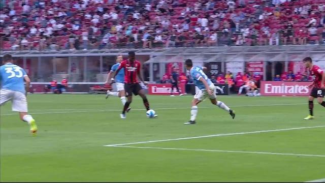 Maalikooste: AC Milan - Lazio