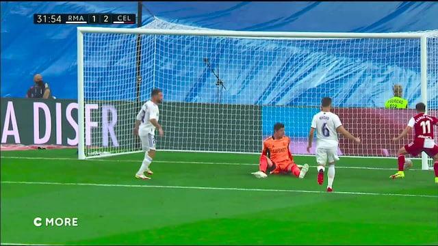 La Liga, Maalikooste: Real Madrid - Celta Vigo