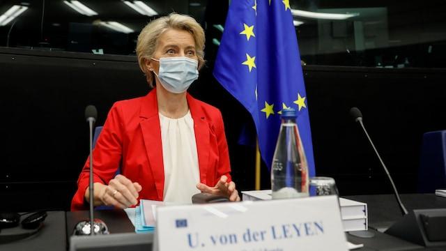 Live klo 10.00, EU:n komission puheenjohtaja Ursula von der Leyen pitää Unionin tila -puheen – seuraa tilaisuutta tästä