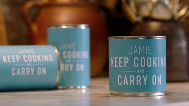 Jamie Oliver: Kaikki kokkaamaan, Jakso 13: Piristystä arkeen