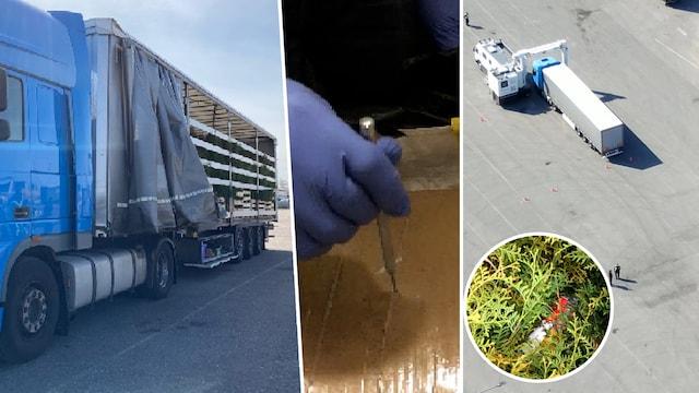 Uutisklipit, Huumeiden salakuljetusta organisoitiin salatuilla puhelimilla – kokaiinirekka jäi tullin haaviin Hangon satamassa