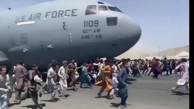 Uutisklipit, Afganistanin valtaamisesta kuukausi: Tässä keskeisimmät tapahtumat