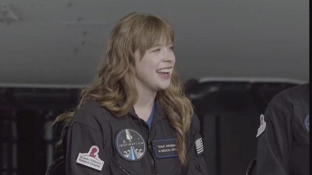MTV Uutiset Live, Ensimmäisen siviilien avaruuslennon lähtölaukaus koittaa ensi yönä – näin miehistö kuvailee tunnelmiaan
