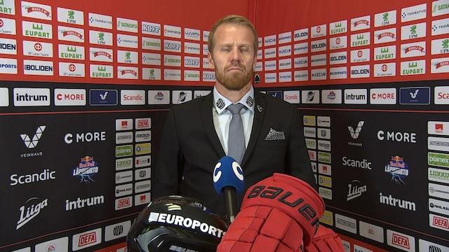 Liiga, Lehdistötilaisuus: Ässät - KalPa