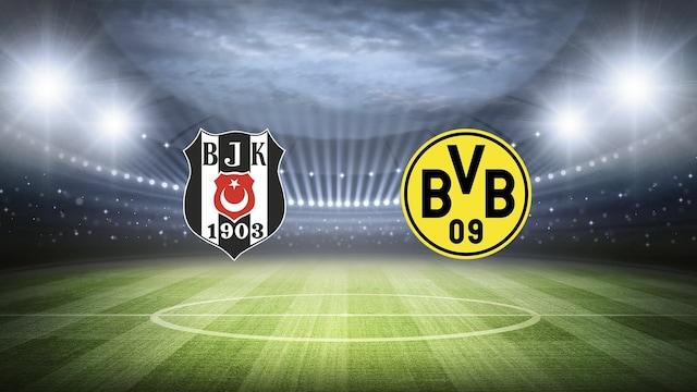 Mestarien liiga, Maalikooste: Besiktas - Dortmund