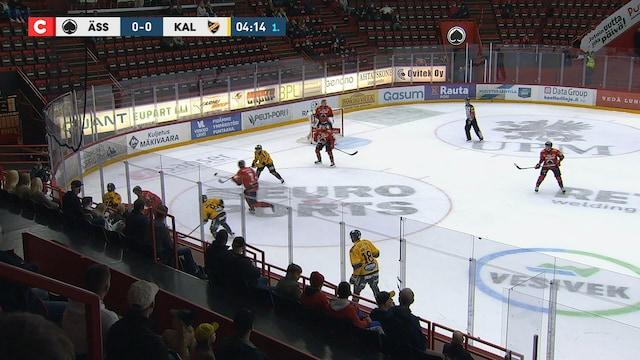 Liiga, Maalikooste: Ässät - KalPa
