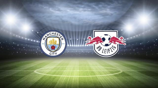 Mestarien liiga, Maalikooste: Manchester City - Leipzig