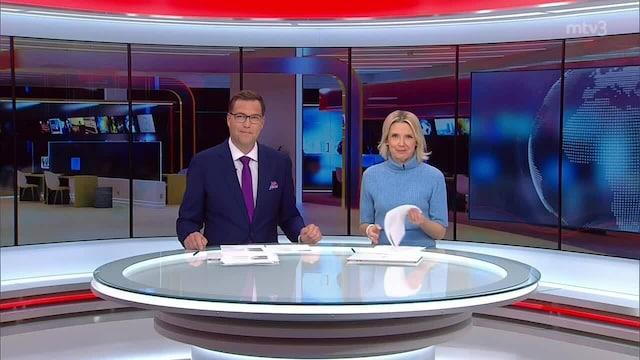 Seitsemän uutiset, Sunnuntai 19.9. klo 19:00