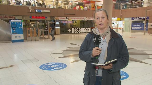 MTV Uutiset Live, MTV paikalla: Helsingin keskusta hiljeni metro- ja raitiovaunulakon vuoksi – mielipiteet yhtiöittämisestä eroavat toisistaan