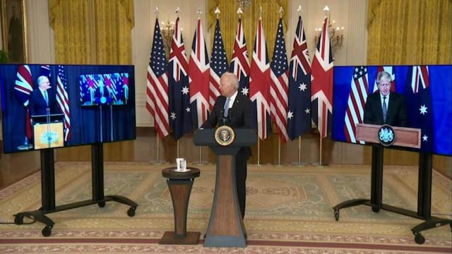Uutisklipit, Joe Biden unohti Australian pääministerin nimen kesken tiedotustilaisuuden – kömmähdys tallentui videolle