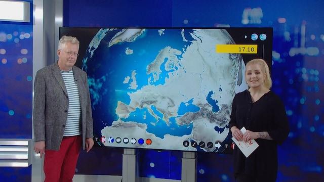 MTV Uutiset Live, Haaveiletko matkasta ulkomaille? Pekka Pouta vinkkaa, minne kannattaa suunnistaa Euroopassa – tässä kuukausiennuste