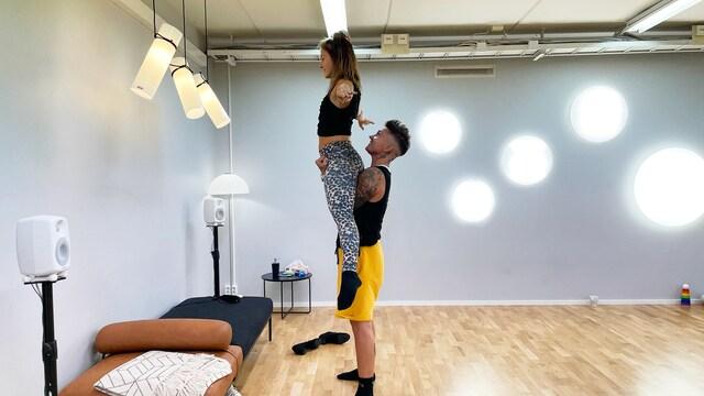Tanssikupla, Jakso 6: Tanssikupla