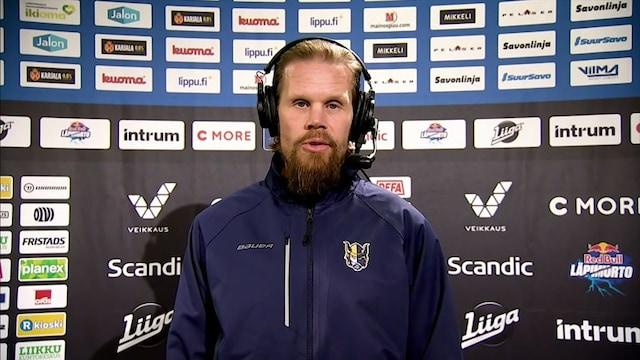 """Liiga, Olli Jokisen Jukureissa palautetta annetaan puolin ja toisin – """"Vihelletään hyvin nopeasti poikki"""""""
