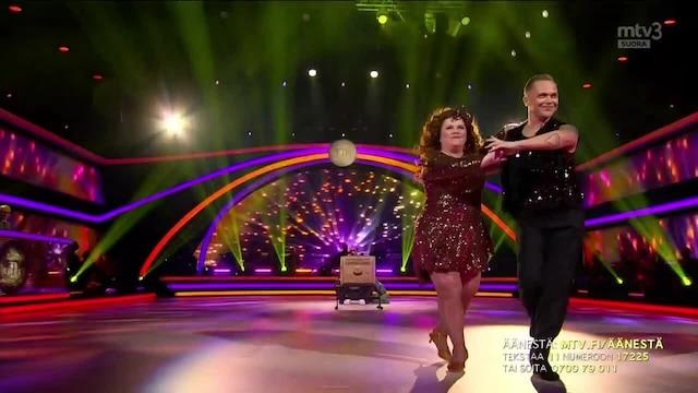 Tanssii Tähtien Kanssa, Kiti & Marko - La Isla Bonita