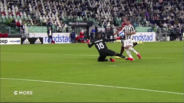 Serie A, Maalikooste: Juventus – AC Milan