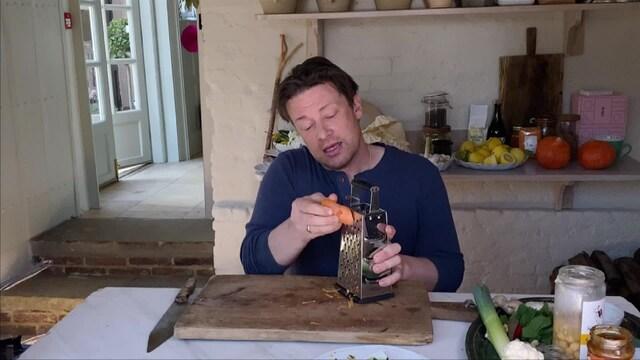 Jamie Oliver: Kaikki kokkaamaan, Jakso 16: Tähteet käyttöön