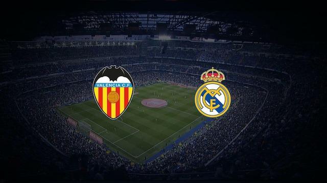 La Liga, Maalikooste: Valencia - Real Madrid